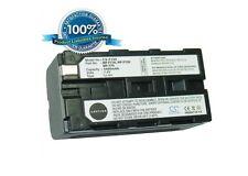7.4V battery for Sony NP-F730, NP-F750, NP-F770, DCR-TR8100, HVR-Z1N Li-ion NEW