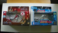 Ertl Occ Boston Red Sox And Boston Celtics 1:18 Diecast Choppers