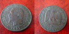 5 centimes 1857 D - rare -  prix sympa