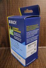 Brady M21 375 499 Black On White Vinyl 0375x16 Print Cartridge Bmp21 Plus New
