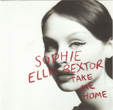 SOPHIE ELLIS-BEXTOR: TAKE ME HOME – ENHANCED CD (2003) 3 TRACKS + CD-ROM