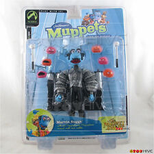 Muppets Palisades Marvin Suggs silver black shirt Series 8 - worn packaging