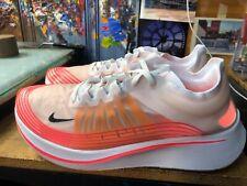 Nike Zoom Fly SP Varsity Red/Black-Summit White Size US 11 Men's AJ9282 600 New
