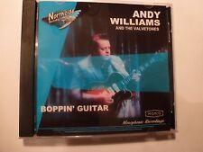 ANDY WILLIAMS VALVETONES NEW CD KILLER ROCKABILLY TOP UK BAND BRAND NEW SEALED