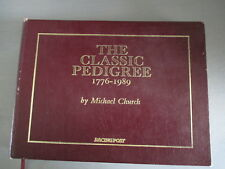 """THE CLASSIC PEDIGREE 1776-1989"" LEATHER SIGNED LTD EDITION"