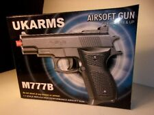 UKARMS M7777B AIRSOFT PISTOL
