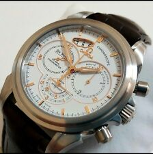 Omega De Ville Co-Axial Chronoscope Automatic Men's Watch~Never Been Worn!