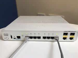 Cisco Catalyst 2960-CG Series 8-Port Console Switch - WS-C2960CG-8TC-L V03