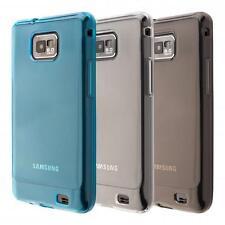 3in1 Zubehör Set Case Schale Handy-Tasche Schutz-Hülle Samsung Galaxy S2 i9100