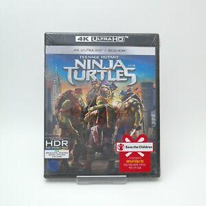 Teenage Mutant Ninja Turtles - 4K + Blu-ray (2018) / UHD