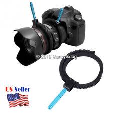 Flexible Gear Ring Belt For DSLR Camera Follow Focus Ring Zoom Adjustable USA