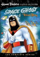SPACE GHOST & DINO BOY -COMPLETE SERIES - DVD - UK Compatible