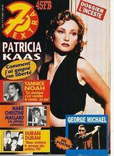 7 EXTRA 93/18 (5/5/93) PATRICIA KAAS DURAN DURAN FRANK MICHAEL MARIE CARMEN (2)