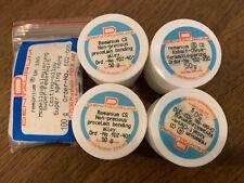 Poste Dentaurum Remanium Cs Et CD & GM 380 Dentaire Legierungen