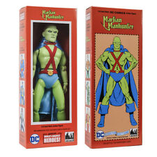 DC Comics Mego Style Boxed 8 Inch Action Figures: Martian Manhunter