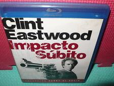 IMPACTO SUBITO - CLINT EASTWOOD  - BLU-RAY -