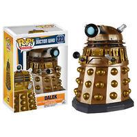 NEW Dr Who - Gold Dalek #223 Pop! TV Vinyl - Funko 4632