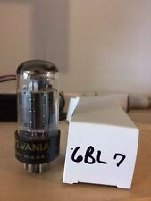 Sylvania 6BL7 Electronic (Vacuum) Tube (NOS) Generic Box