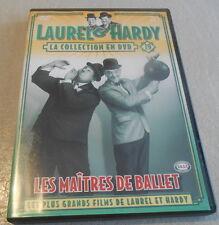 DVD / LAUREL ET HARDY / LES MAITRES DE BALLET  !..long métrage
