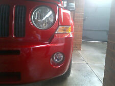 2007-2010 Jeep Patriot Xenon Fog Lamps Lights 07 08 09