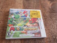 Mario Tennis Open (Nintendo 3DS, 2012) Complete Working Video Game