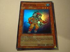 YU GI OH  Deep Diver WC08-EN001 Super Rare