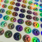 Hologram CE Certificated Label Sticker For Electronic & Home Appliance 1600PCS photo