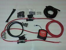 5mtr Split Charge Relay Kit 12V 140amp Durite VSR System Ready Made Leads