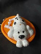 1997 Vintage MGA puppy Virtual Pet Tamagotchi Giga Nano Tested Works RARE
