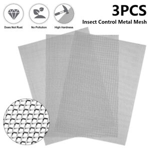 Stainless Steel Woven Wire Mesh Filter grading sheet Metal Silk to Heavy Gauze