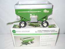 EZ-Trail 500 Green Gravity Wagon Limited Edition By SpecCast  1/16th Scale