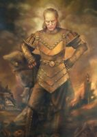 "Vigo the Carpathian   CANVAS WALL ART ""20X30"""