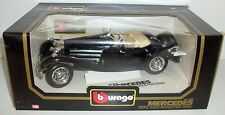 BURAGO 1:20 MERCEDES BENZ 500K 1936  3020 MADE IN ITALY