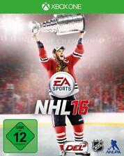 NHL 16 Xbox One xb-uno NUOVO + conf. orig.
