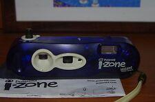 Polaroid I-Zone instant Pocket camera with manual - Blue