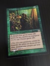 MTG ONSLAUGHT ELVISH VANGUARD (FRENCH AVANT-GARDE ELFE) NM FOIL