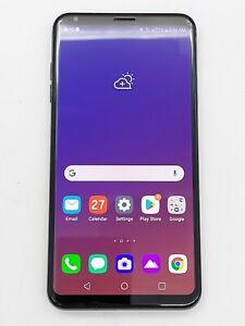 LG V35 ThinQ LMV350 - 64GB - Aurora Black (AT&T) *Check IMEI*