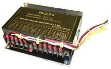 NIPPON PULSE MOTOR CO. PS-2LD-5 MOTOR DRIVER 30 VDC MAX @ 2.5 AMPS PER PHASE