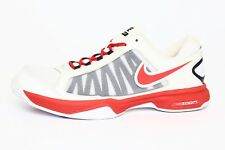 Nike Zoom Courtlite 3 Men's Red White Sneaker Sz 12 2659