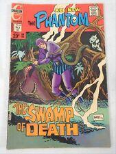 The Phantom Comic Book The Swamp of Death 1973 Vol 6 No 58 Charlton