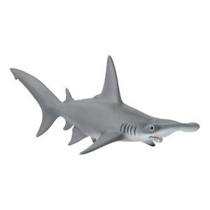 SCHLEICH Wild Life Hammerhead Shark Toy Figure