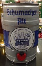 Schumacher Alt 5 Liter Party-Fass The Beer Tasting Silver Award (3,60/l)