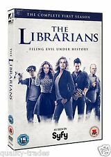 ❏ The Librarians Series 1 DVD Complete First SyFy Season One ❏ Genuine R2