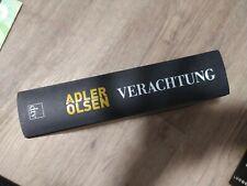 Adler Olsen Verachtung Hardcover