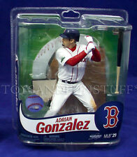 New - ADRIAN GONZALEZ Figure - MLB 29 - McFarlane BOSTON RED SOX First Baseman