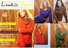 Linea Pura No. 2, Lana Grossa, Stricken, klassische Modelle, 15 Anleitungen, RAR