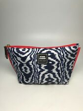 New Estee Lauder Opening Ceremony Cosmetic Bag Red White Blue