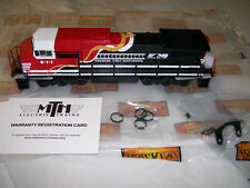 MTH PS 3.0 RAILKING DIESEL ENGINE Cab # 911 1st. Responder O GAUGE # 30-4240-1-E