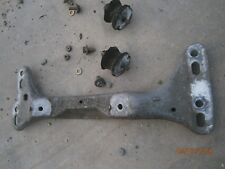BMW Z3 Gearbox Mount Plate with fixings and mounts