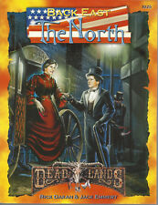 Deadlands RPG  Back East The North  SC  OOP  NEW # 1025 Pinnacle